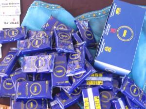 '12.000 condooms'